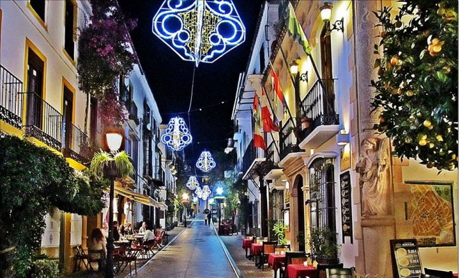 Noël et ses illuminations