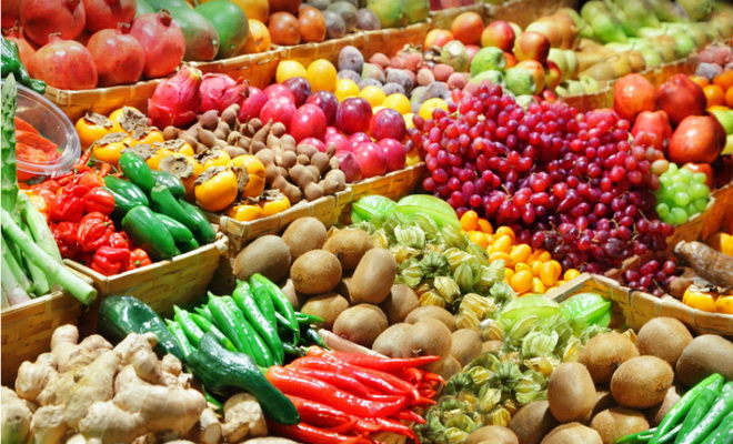 Cinq fruits et légumes par jour… Et des traces de pesticides