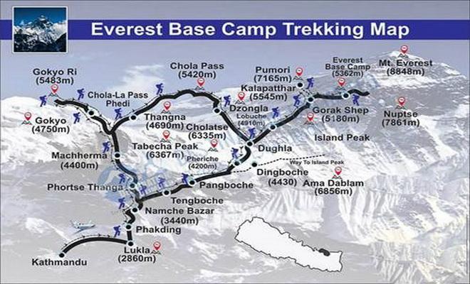Trekking à l'Everest pour des enfants défavorisés