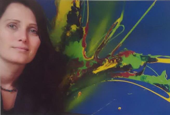 Les soirées de l'artiste Sandra Meiland