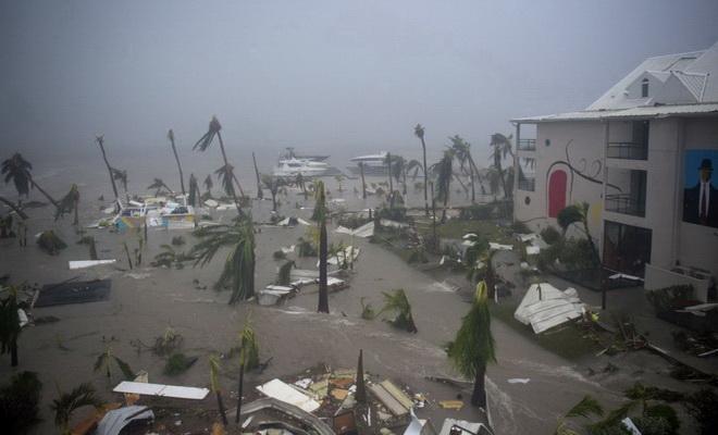 Les coûts des catastrophes naturelles…