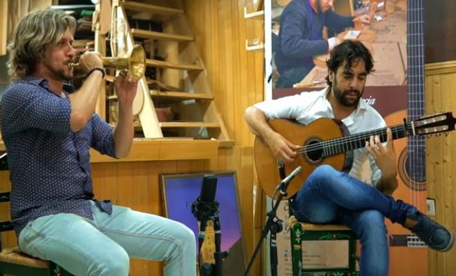 Daniel Casares concert