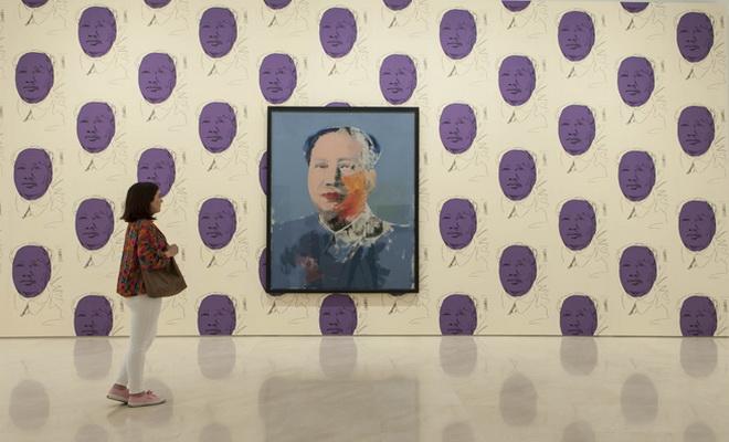Andy Warhol – Musée Picasso de Malaga