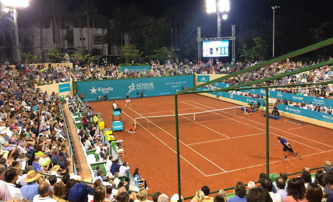 Tennis : Senior Masters Cup