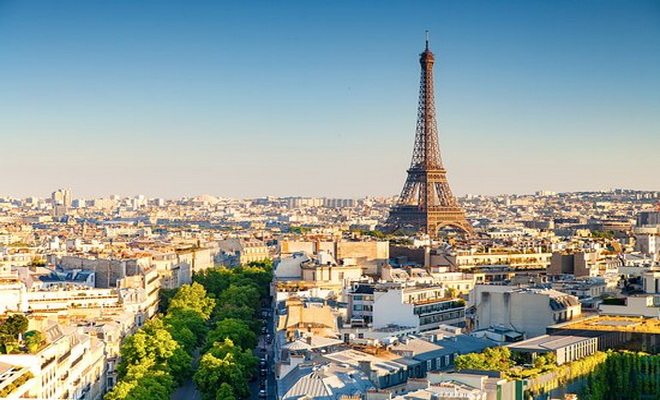 Top 25 des destinations du monde