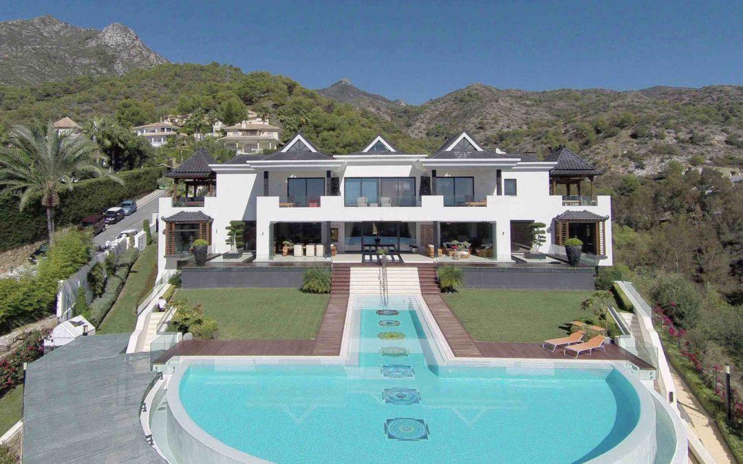 L'immobilier en Hausse en Espagne