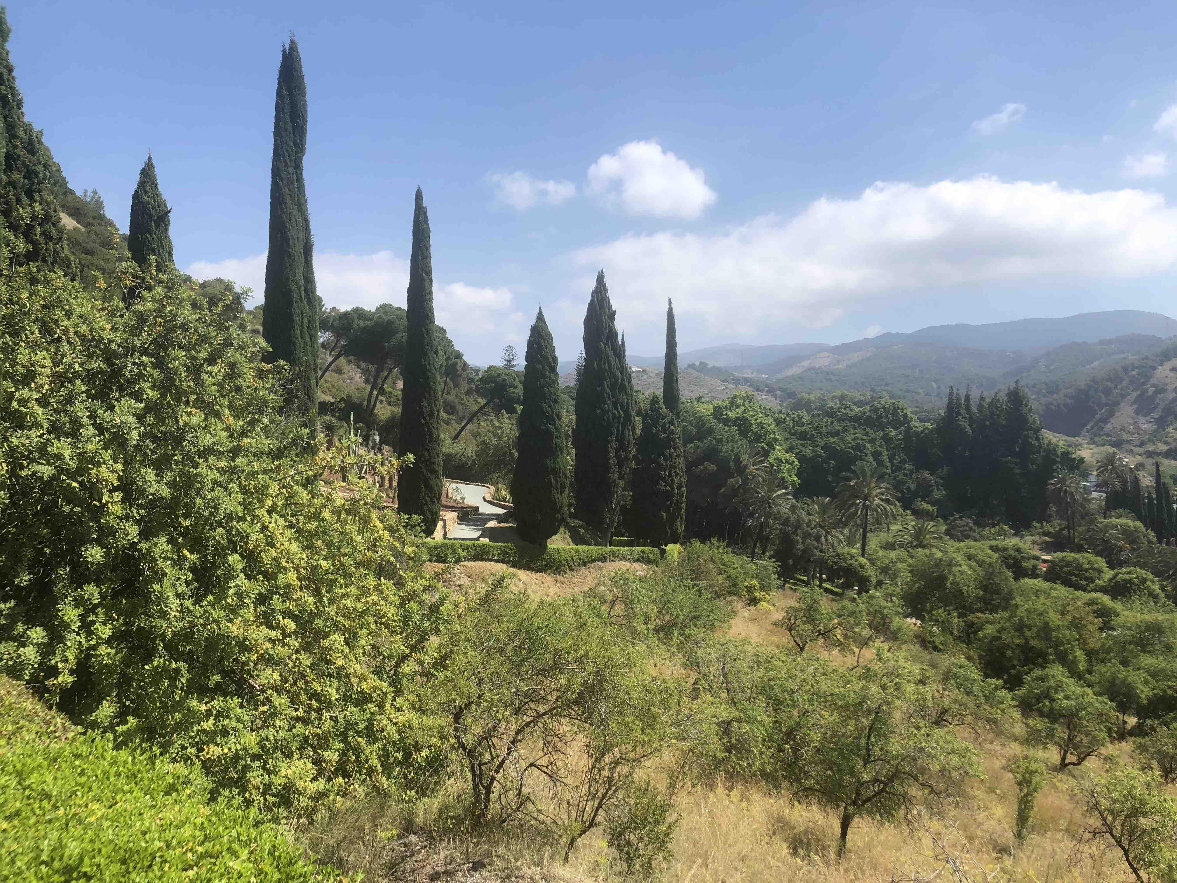 Une pause fraîcheur à Malaga